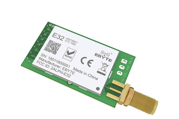 LORA 433MHz rf Transmitter Receiver