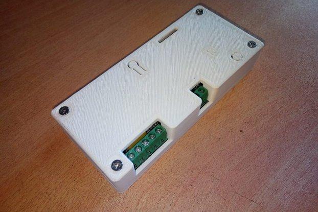 BA014:Wifi 4 Triac 1Amp with Power Monitoring