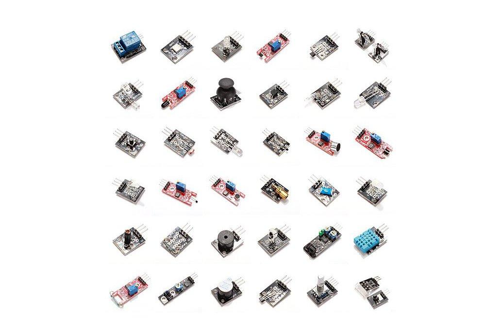Geekcreit® 37 In 1 Sensor Module Board Set Kit 1