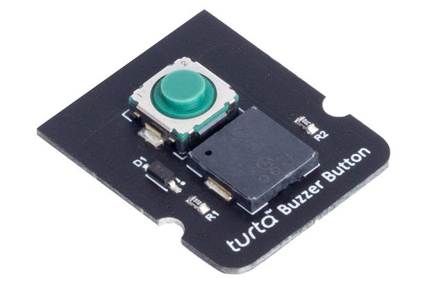 Turta Buzzer Button Module for IoT Node