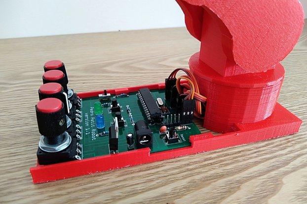 Pedro Robot Board