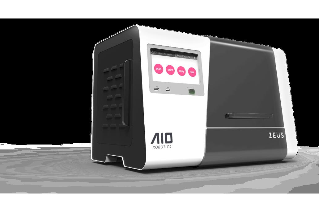 ZEUS 3D Printer/Editor/Scanner 2