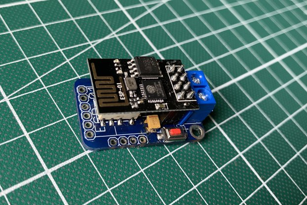 Micro WIFI IoT Relay for Smarthome