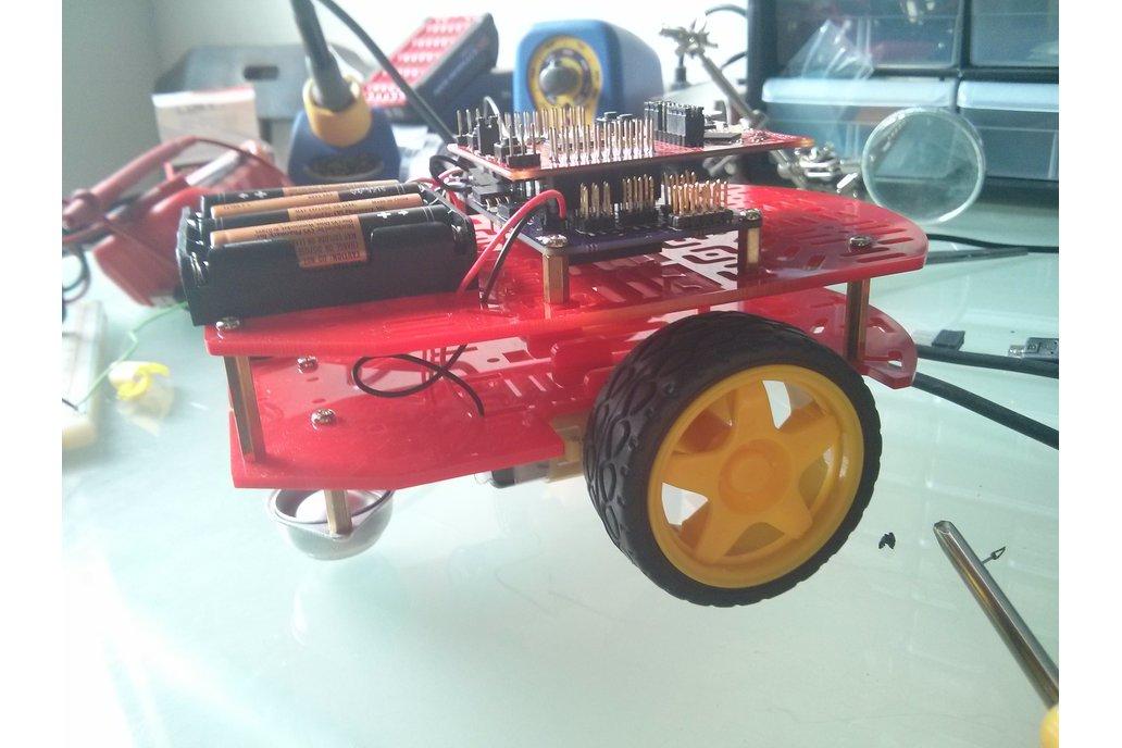 RedBot BoosterPack 2