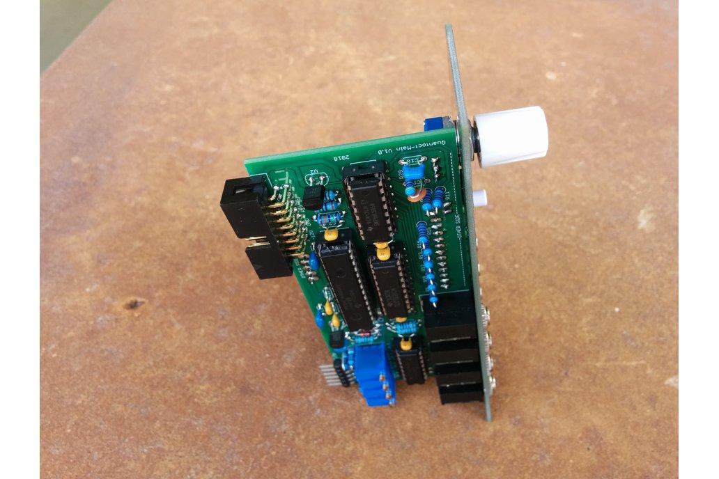 Quantoct - 4 channel quantizer (Eurorack PCB Set) 6