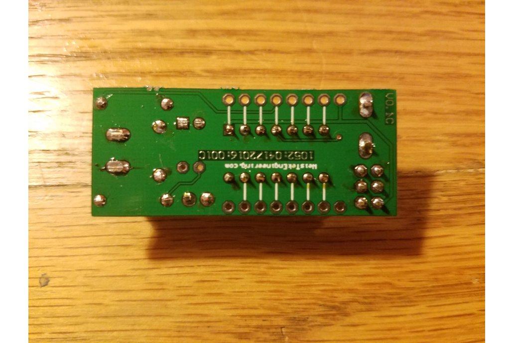 ArduinoTiny 84 kit 6
