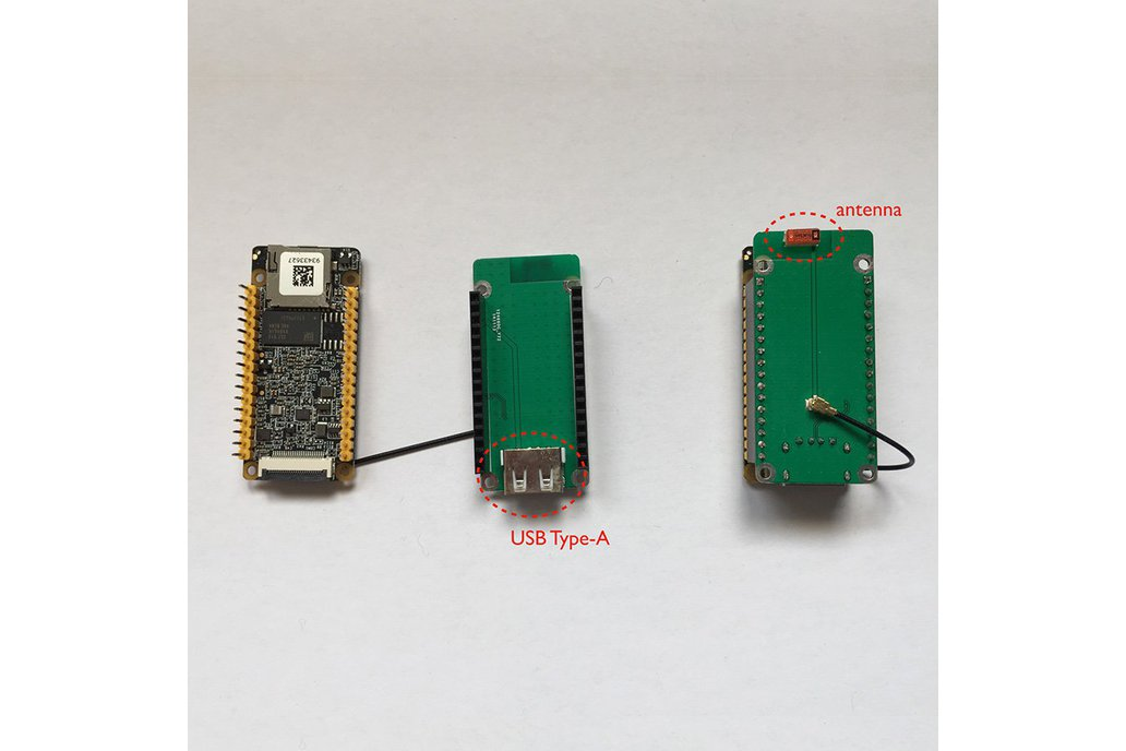Smallest ARM Linux board with 5GHz WiFi 1
