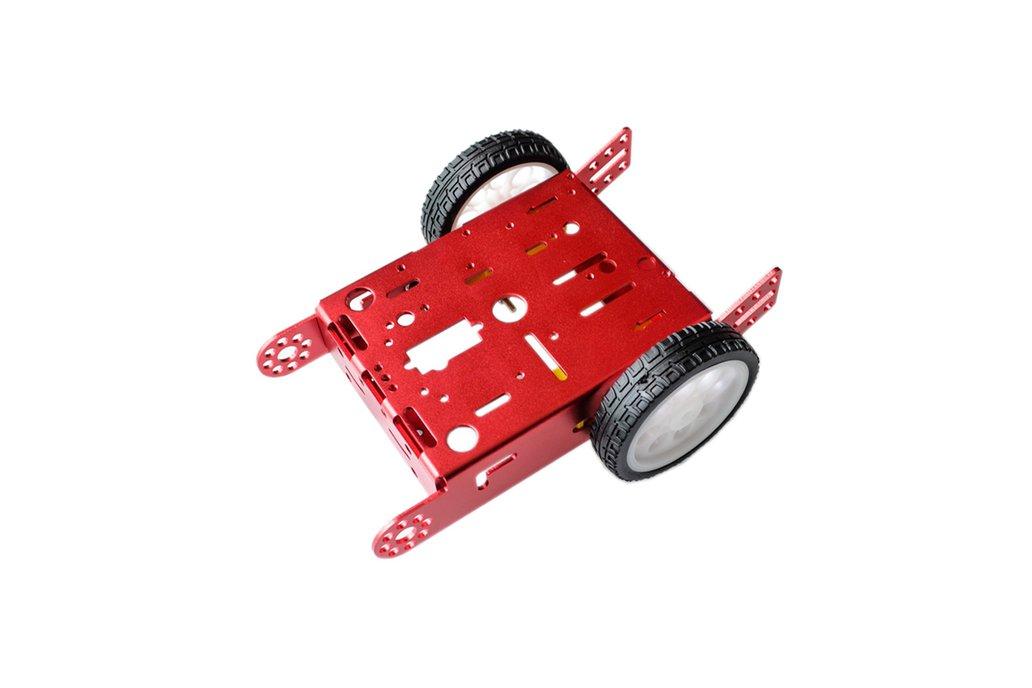 2WD Smart Robot Car Kit 4