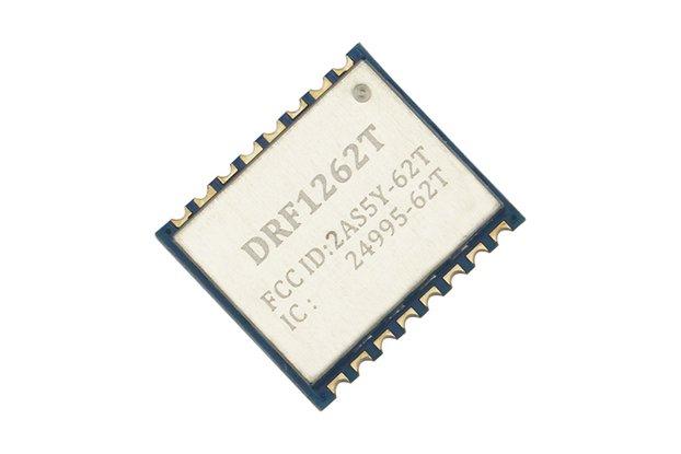 868MHz 915MHz sx1262 TCXO module DRF1262T FCC IC
