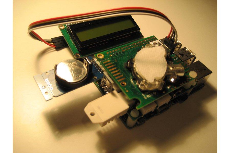 Raspberry Pi - LiV Pi Expert for RPi 3, 2 and B+