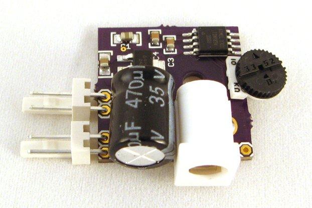 ATTiny85 PWM 5A LED driver