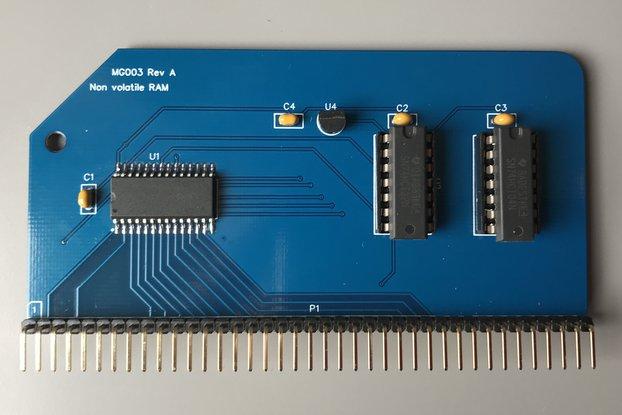 MG003 32k Non Volatile RAM - Designed for RC2014