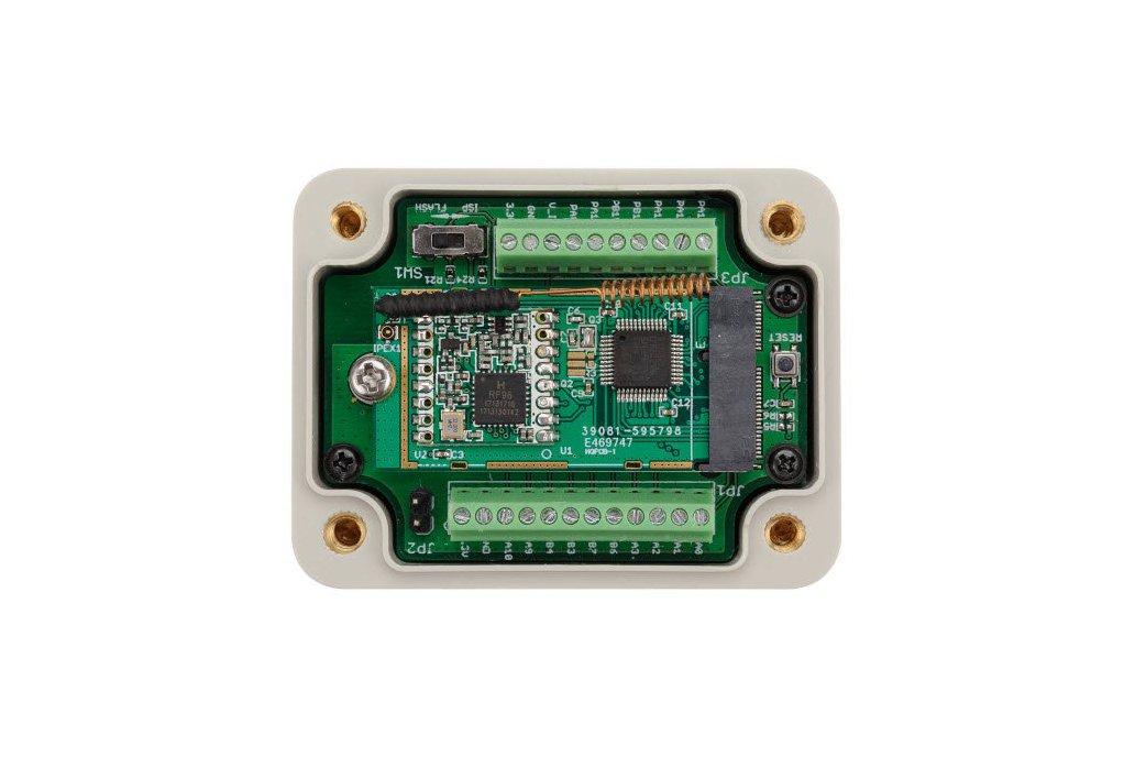 Waterproof Battery Powered LoRa Sensor Node-LSN50 4