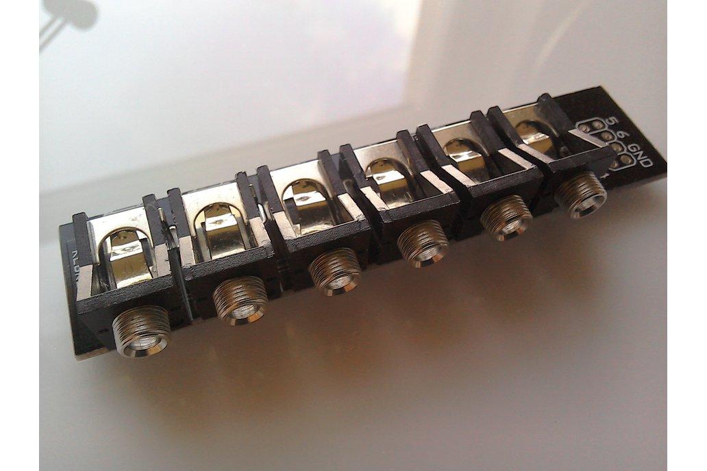 Sockets Midimuso CV-12 MIDI CV Converter Assembled 3