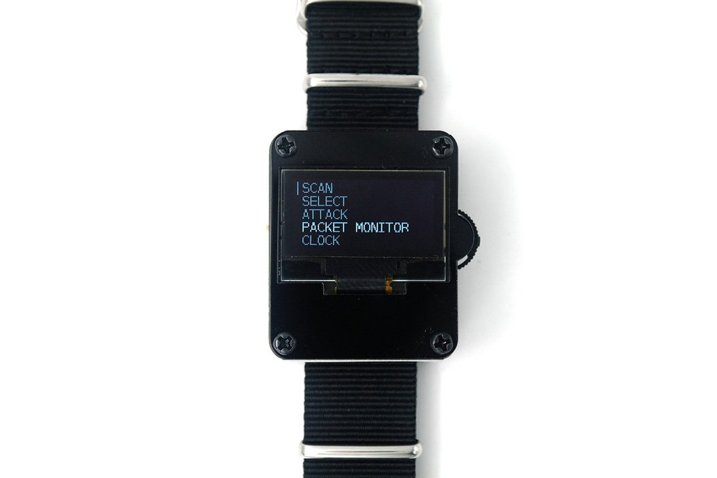 DSTIKE Deauther Watch MiNi(V1) 1