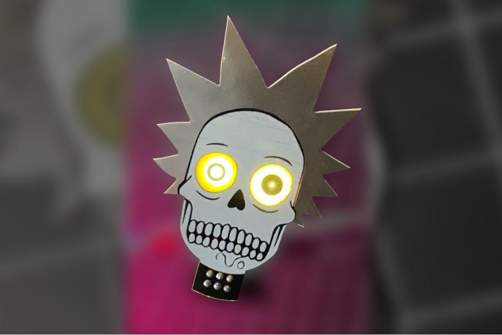 Rick Skull SAO 1
