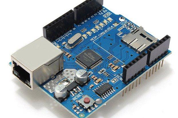 Ethernet Shield Module W5100 For Arduino UNO MEGA