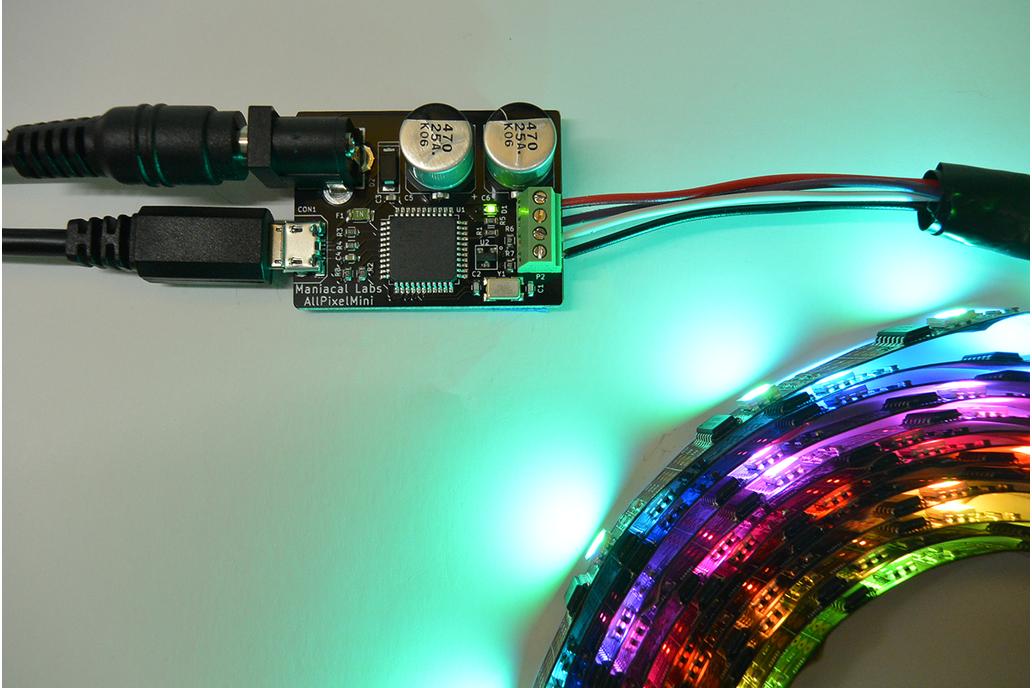 AllPixelMini Universal LED Controller 4