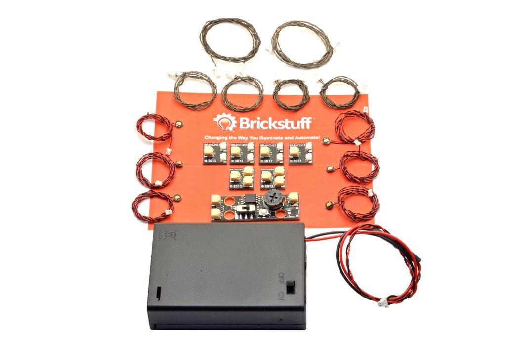 Lighting Effect Starter Kit for LEGO® Models 1