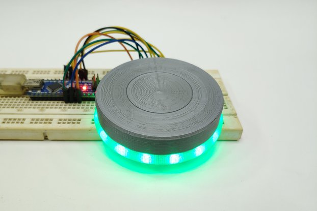 High Resolution Magnetic Rotary Encoder