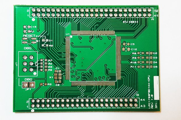 LPC1788 Breakout board with BOM