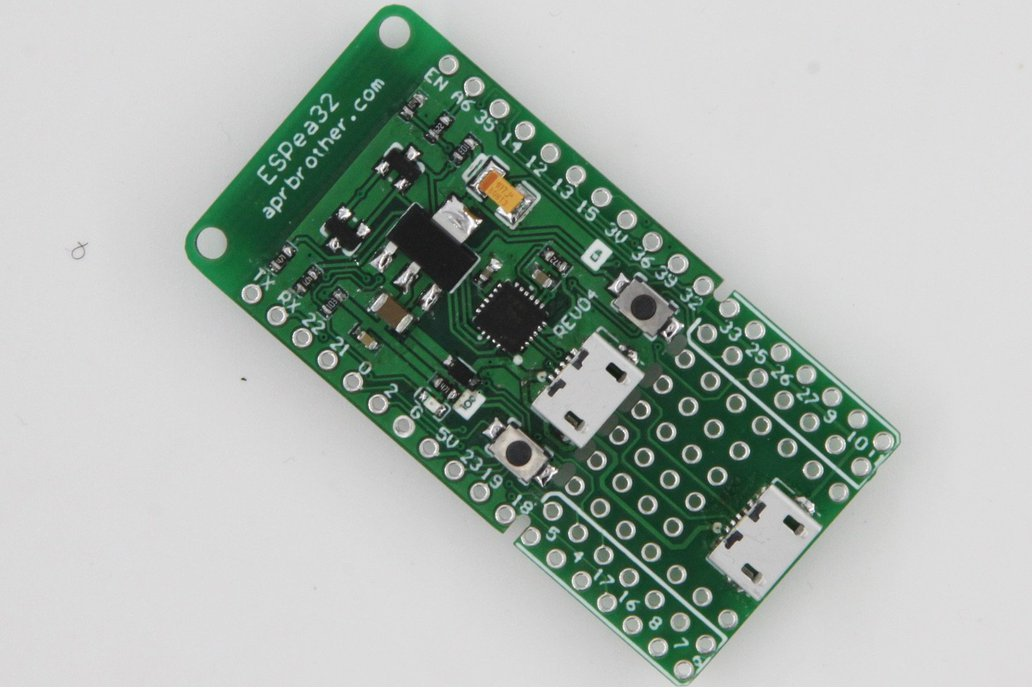 ESPea32 ESP32 Dev Board 1