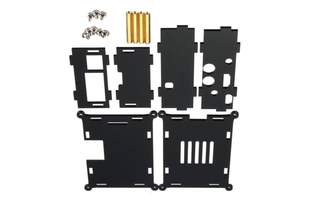 Acrylic Case For I2S Interface HIFI DAC 1