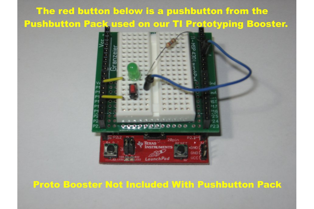 Pushbutton Switch Pack  2