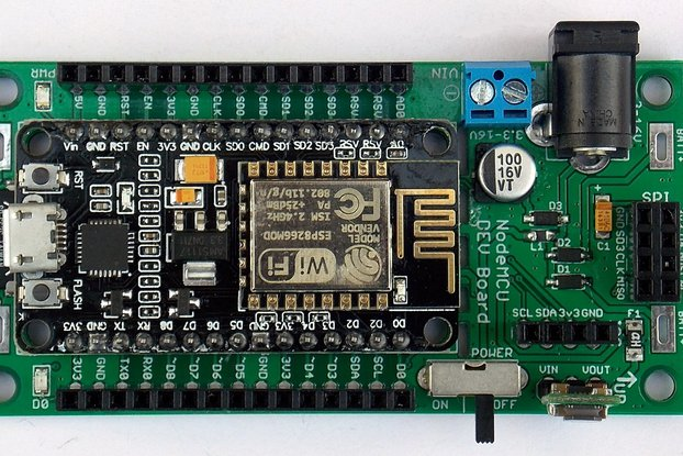 Wireless Development System based on the ESP8266