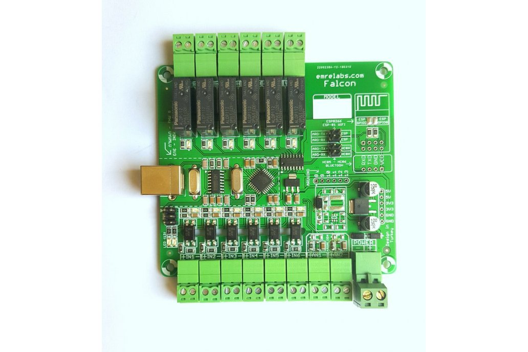 Falcon Industrial Control Board 1