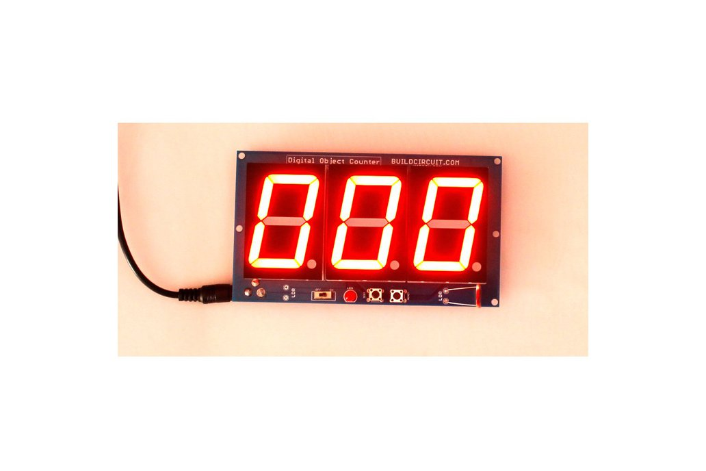 Digital Objects Counter with 1.8 inch displays 1