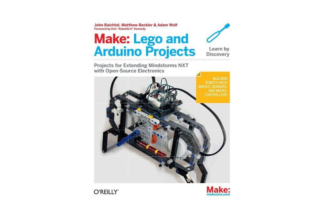 Make: Lego and Arduino Projects 1
