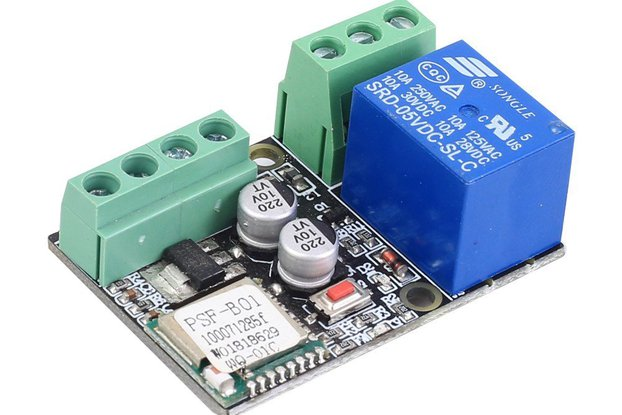 DC 12V 2.4G IoT Wireless Transceiver (GY18128)
