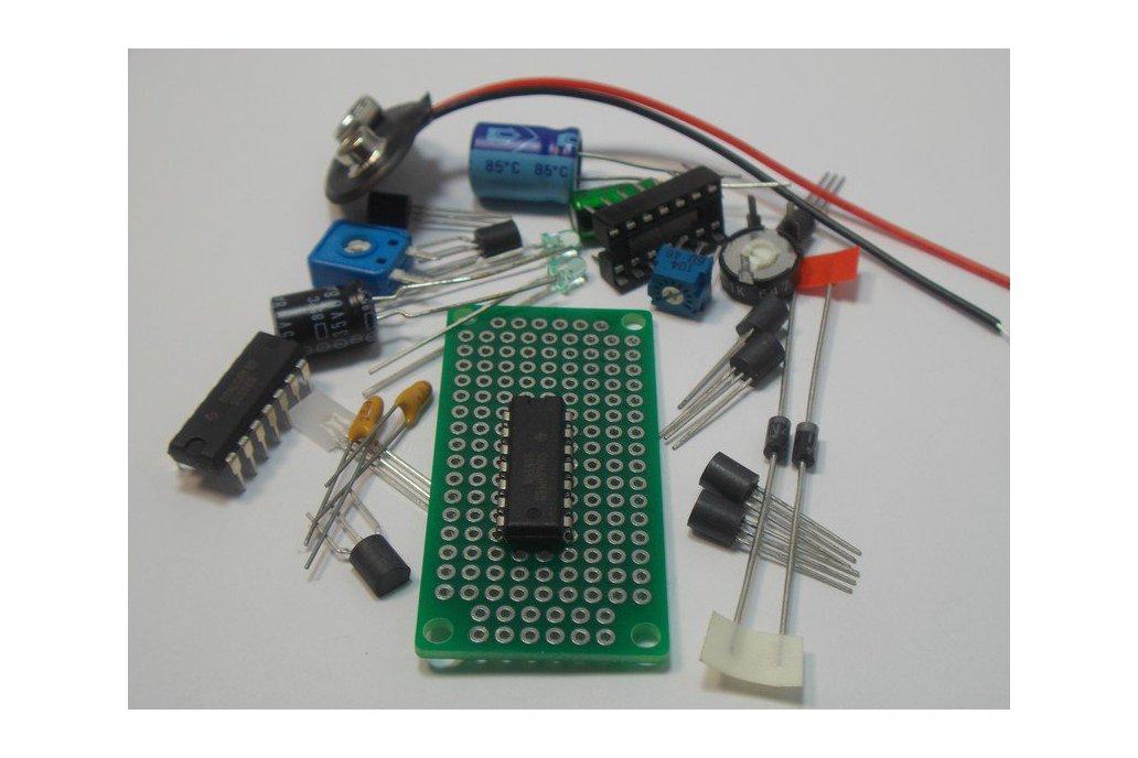 LM556 Dual Timer IC Kit 1