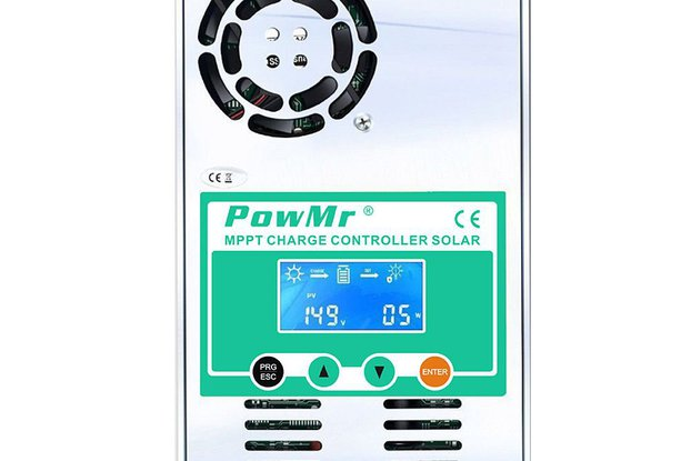 PowMr MPPT 60A Solar Charge and Discharge Controll