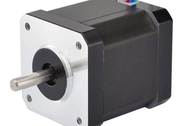 Nema 17 Stepper Motor 44Ncm (62.3oz.in)