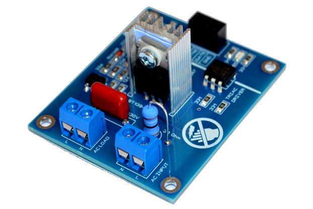 1CH HS AC LED Light Dimmer