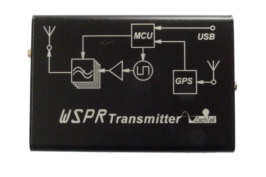 WSPR Desktop transmitter 1