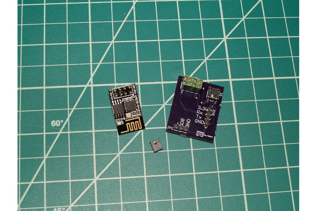 ESP8266 Programmer Helper 2