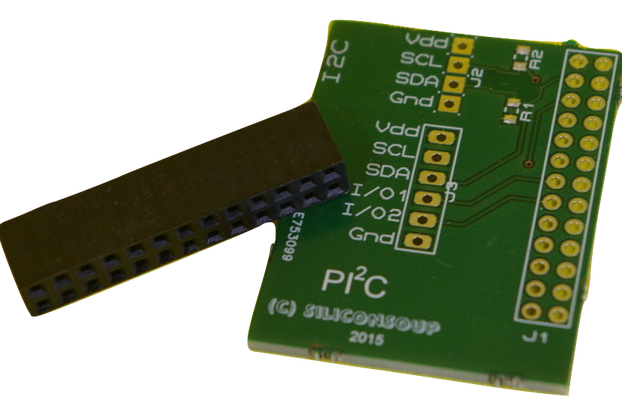 Pi2C Interface Board