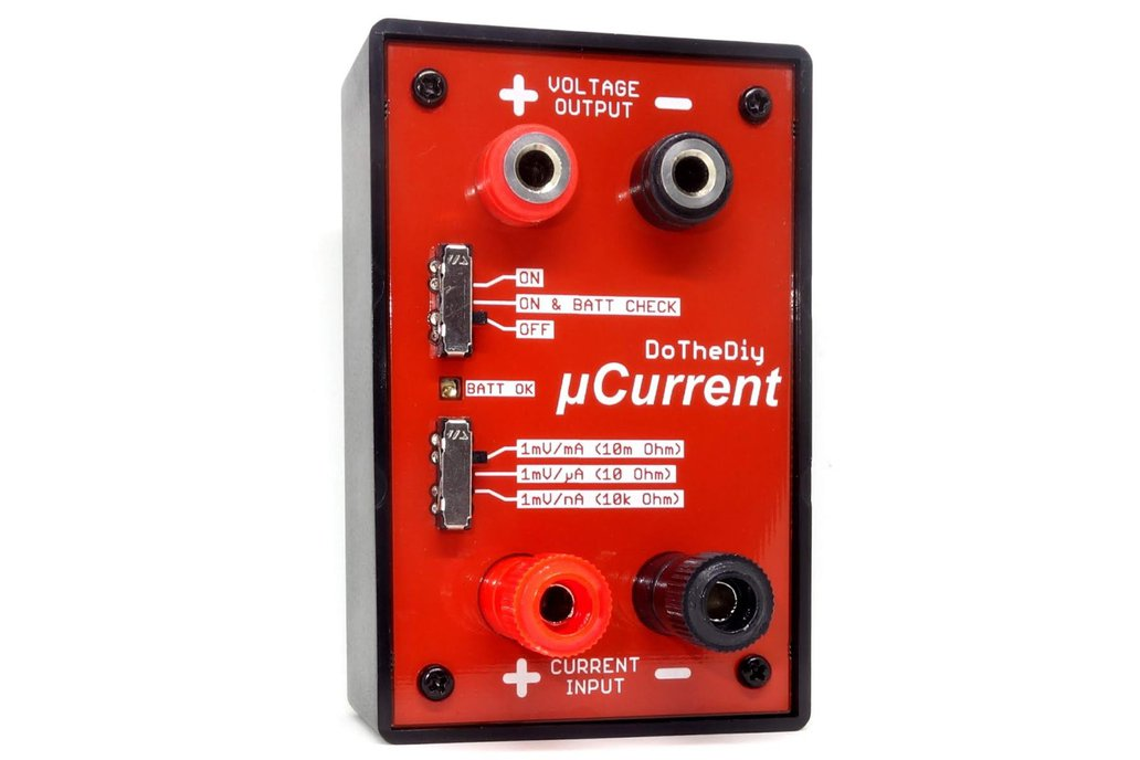 uCurrent - Precision Current Measurement 1