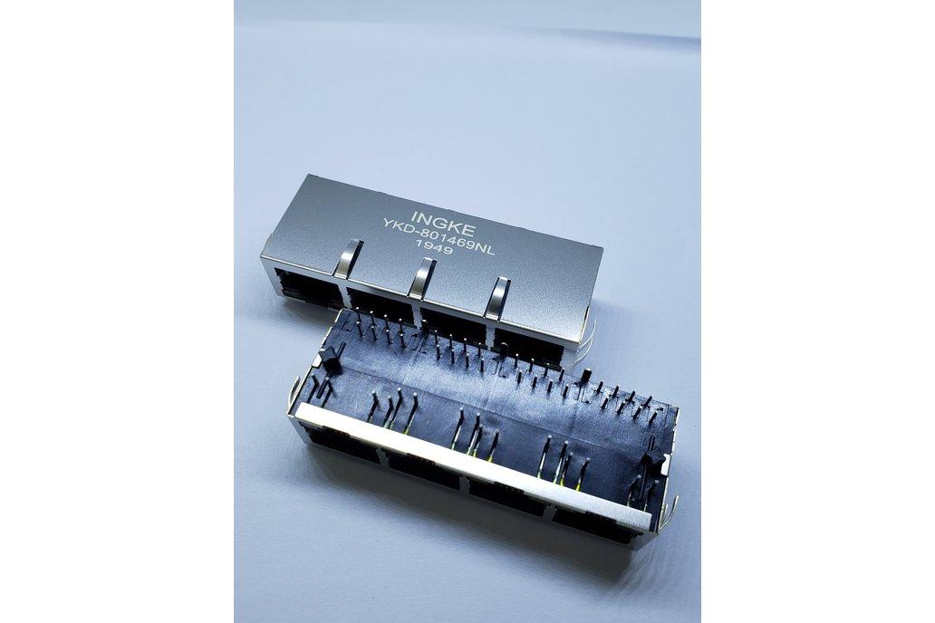 SS-748804S-GY-PG4-BZ  YKD-801469NL RJ45 Ethernet 1