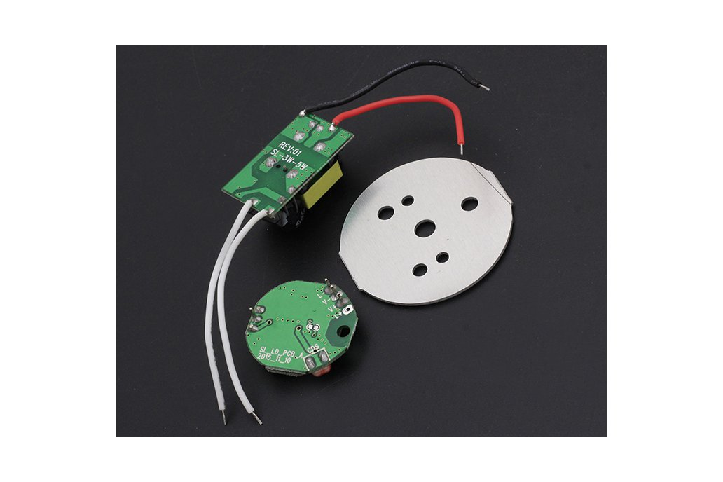 Microwave Radar Sensor/Smart Switch(7746) 4