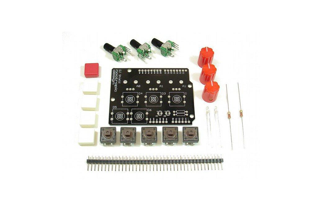 DJ Shield - Kit 2
