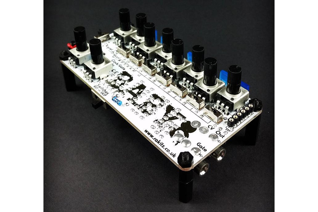 Baby8 Sequencer Kit V3 1