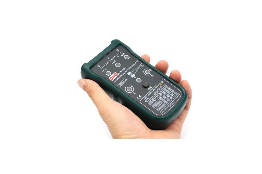 MASTECH Non-contact Motor Rotation Indicator Meter 4