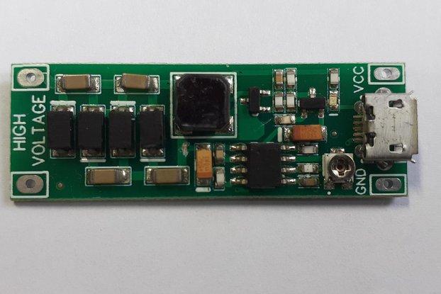 DCDC_3V3_400V_V1 - High Voltage Module