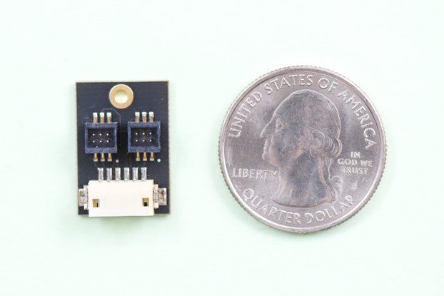 (A106) 1mm Sensor Series Dual Adapter: Hirose DF13