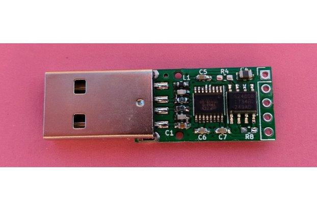 USB 1-WIRE module