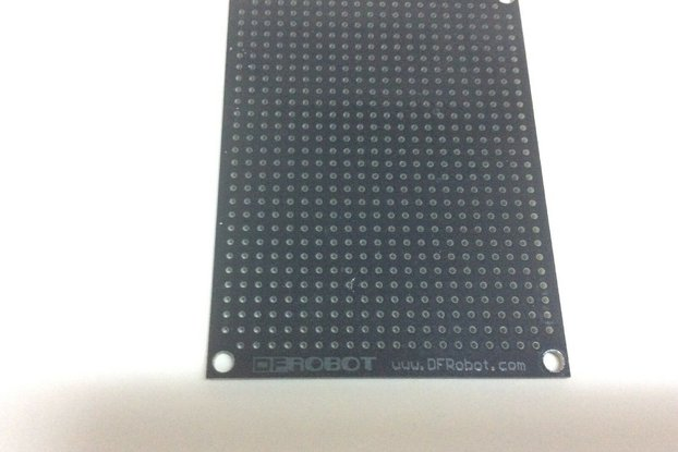 DFRobot Protoboard Breadboard Rectangle .100""